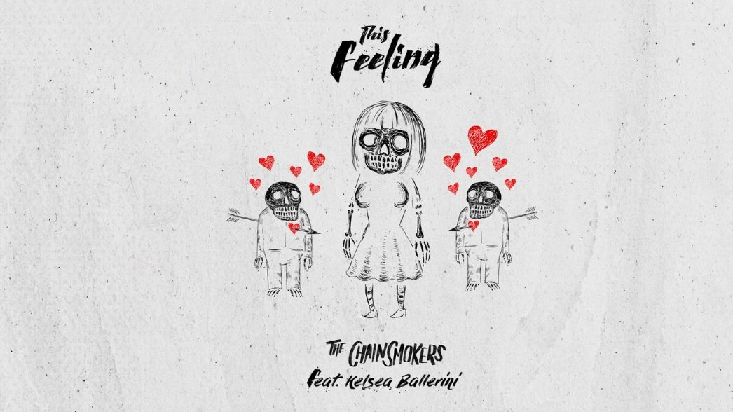 THE CHAINSMOKERS – THE FEELING HEADER