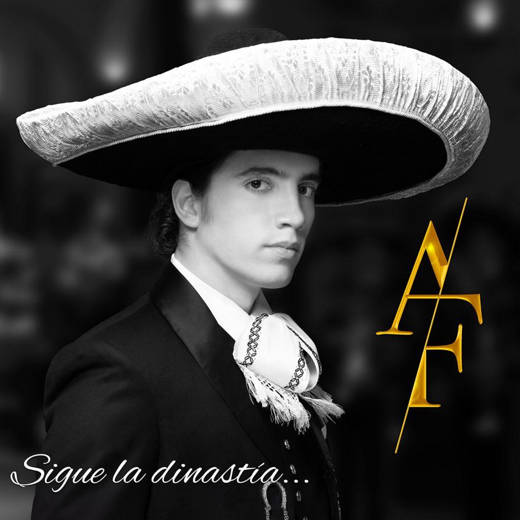 ALEX FERNÁNDEZ SIGUE LA DINASTÍA… MÁS IMPORTANTE DE LA MÚSICA MEXICANA CON SU ÁLBUM DEBUT UNA PRODUCCIÓN QUE LLEVA AL MARIACHI A NUEVAS GENERACIONES DISPONIBLE A PARTIR DE HOY 15 DE MAYO.