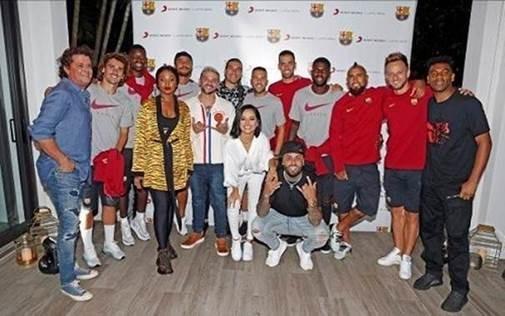 FC BARCELONA Y SONY MUSIC CELEBRAN ALIANZA ESTRATÉGICA  PARA LA CREACIÓN DE  EXPERIENCIAS DE ENTRETENIMIENTO
