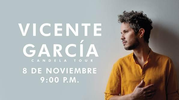 VICENTE GARCÍA ARRANCÓ POR LO ALTO SU CANDELA TOUR EN REPÚBLICA DOMINICANA