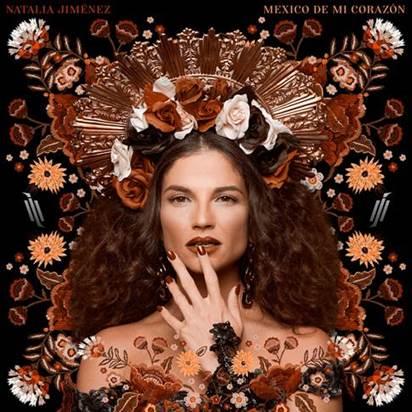 NATALIA JIMÉNEZ SE LLEVA LOS #1 EN POP Y #1 EN REGIONAL MEXICANO DE VENTAS FÍSICAS CON MÉXICO DE MI CORAZÓN