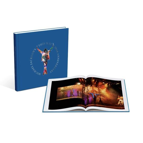SONY MUSIC ANUNCIA INICIO DE PRE-ORDEN DE: BOX SET DEL 10 ANIVERSARIO DE THIS IS IT DE MICHAEL JACKSON
