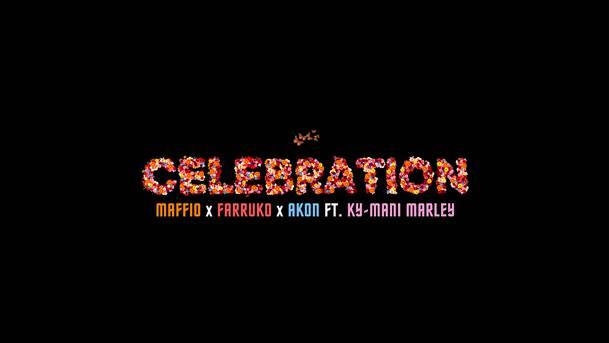 "MAFFIO ESTRENA  ""CELEBRATION"" JUNTO A FARRUKO, AKON Y UN FT. DE MANI MARLEY"