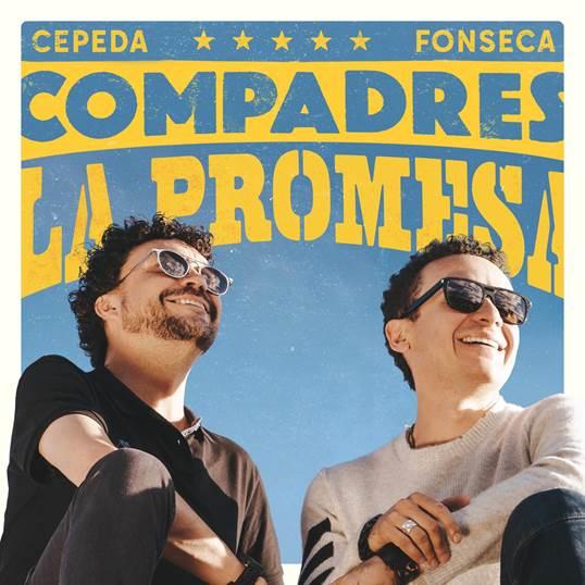 """ANDRÉS CEPEDA Y FONSECA  PRENDEN EL FIN DE AÑO CON  """"LA PROMESA"""""""