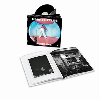 HARRY STYLES ANUNCIA LA SALIDA DE FINE LINE SU NUEVO ÁLBUM DISPONIBLE A PARTIR DEL 13 DE DICIEMBRE DEL 2019