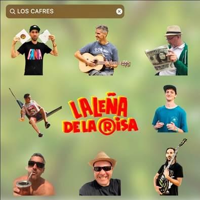 """LOS CAFRES LANZAN NUEVO SENCILLO DIGITAL """"LA LEÑA DE LA RISA"""" PRIMER ADELANTO DE LOS CAFRES """"HOY"""" 3DÉCADAS (VOL. 2)"""