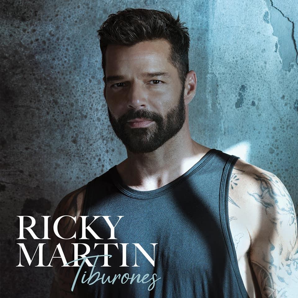 """RICKY MARTIN LANZA CON UN INSPIRADOR VIDEO SU NUEVO TEMA """"TIBURONES"""""""