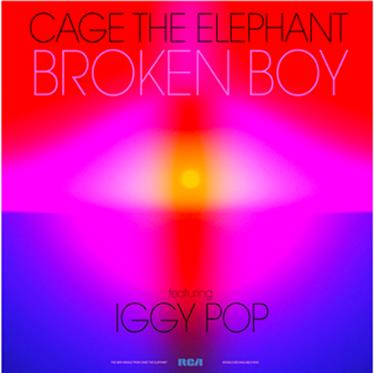 """CAGE THE ELEPHANT LANZA UNA NUEVA VERSIÓN DE SU TEMA """"BROKEN BOY"""" CON LA COLABORACIÓN DE IGGY POP"""