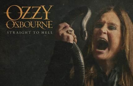"OZZY OSBOURNE LANZA SU SEGUNDO SENCILLO ""STRAIGHT TO HELL"""