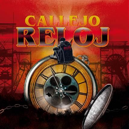 """Callejo quema la quinta bala de su RVLVR: """"RELOJ"""""""