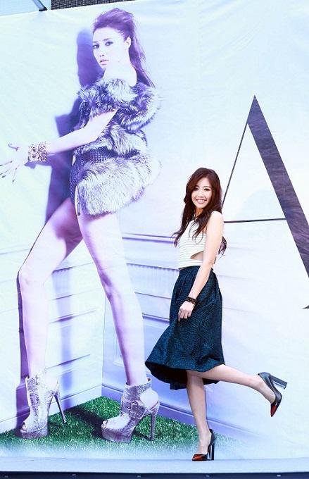 「天生歌姬」A-Lin加盟索尼音樂首張大碟《罪惡感》  第一波迷幻電氣搖滾主打〈All In〉MV全球首映