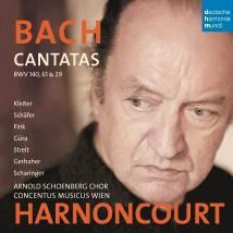 巴赫:清唱劇三部,BWV 29, 61 & 140