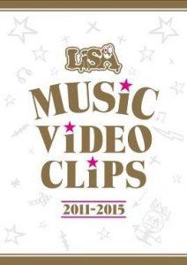 LiSA / LiSA MUSiC ViDEO CLiPS 2011-2015 (2DVD)