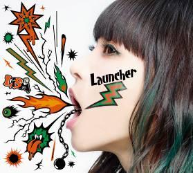 LiSA / Launcher (CD+DVD)