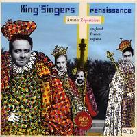 國王歌手的文藝復興時期作品集-英格蘭、法蘭西、西班