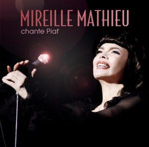 琵雅芙五十周年紀念獻唱特輯 Mireille Mathieu / Chant Piaf
