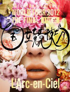 L'Arc-en-Ciel / Twenties L'Anniversary World Tour Kokuritsukyogijo (2DVD+2CD)