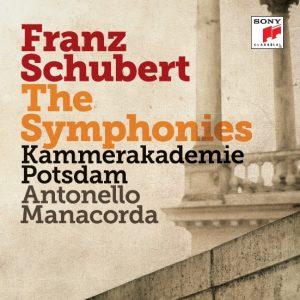 波茨坦室內學院樂團/舒伯特:交響曲全集 (5CD)