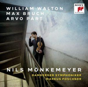 尼爾斯孟克梅耶/孟克梅耶演奏華爾頓、布魯赫、帕爾特中提琴協奏曲