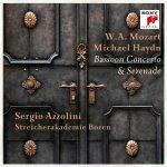 塞爾吉奧阿佐利尼/莫札特 & 米歇爾海頓:低音管協奏曲 & 小夜曲