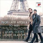 萊諾寇泰德/從拉丁美洲到巴黎 (大提琴與鋼琴二重奏作品)