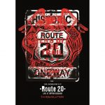 T.M.Revolution / T.M.R. LIVE REVOLUTION '16-'17 -Route 20- LIVE AT NIPPON BUDOKAN (2DVD+CD)