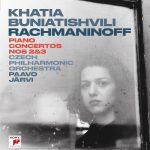 卡蒂雅/拉赫曼尼諾夫:第二、三號鋼琴協奏曲 (2LP黑膠)