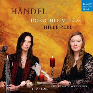 希兒・佩爾/韓德爾─古大提琴與女歌手