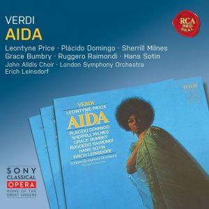 萊因斯朵夫/威爾第:阿依達 (2CD) 《索尼經典歌劇系列》