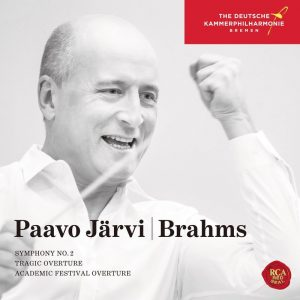帕佛‧賈維/布拉姆斯:第2號交響曲、悲劇序曲與大學慶典序曲