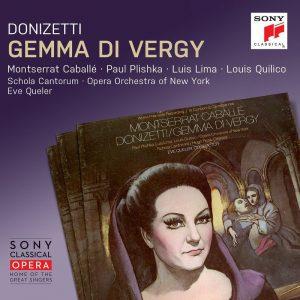 奎勒/董尼采第:韋爾吉的杰馬 (2CD) 《索尼經典歌劇系列》