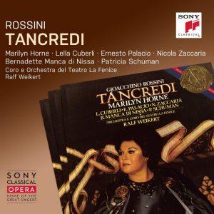 威克特/羅西尼:唐克瑞迪 (3CD) 《索尼經典歌劇系列》