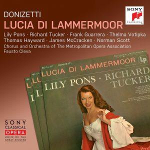 克雷瓦/董尼采第:拉美默的露琪亞 (2CD)《索尼經典歌劇系列》