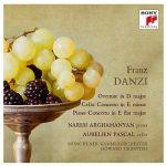 霍華‧葛瑞菲斯/丹濟:鋼琴協奏曲、大提琴協奏曲、序曲
