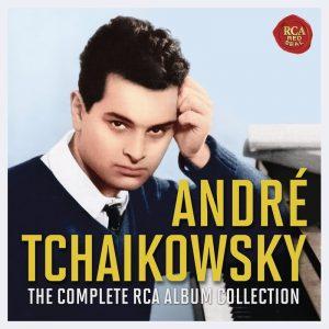 安德烈‧柴可夫斯基/安德烈‧柴可夫斯基RCA錄音全集 (4CD)