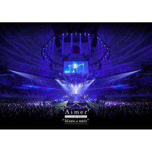 "Aimer / Aimer Live in 武道館 ""blanc et noir"" (BD+CD進口盤)"