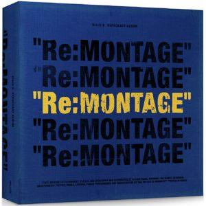 Block B / Re:MONTAGE [第六張迷你專輯Montage改版] 台灣珍藏版