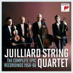 茱莉亞弦樂四重奏/茱莉亞弦樂四重奏EPIC時期錄音全集1956-66 (11CD)