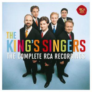 國王歌手/國王歌手合唱團RCA錄音全集 (11CD)