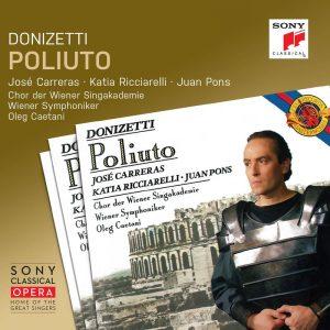 凱塔尼/董尼采第:波里烏多 (2CD)《索尼經典歌劇系列》