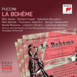 安東尼切利/普契尼:波希米亞人 (2CD) 《索尼經典歌劇系列》