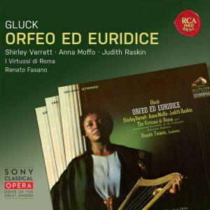 伐薩諾/葛路克:奧菲歐與尤麗迪絲 (2CD)《索尼經典歌劇系列》