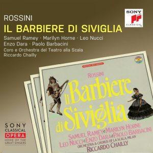 夏伊/羅西尼:塞維里亞的理髮師 (3CD) 《索尼經典歌劇系列》