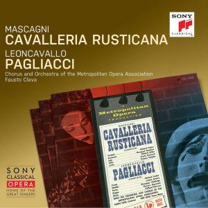克雷瓦/馬士康尼:鄉間騎士、雷翁卡伐洛:丑角 (2CD) 《索尼經典歌劇系列》
