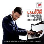 亞當‧拉羅姆/布拉姆斯:鋼琴協奏曲 (2CD)