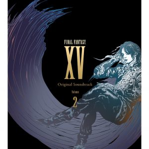 FINAL FANTASY XV Original Soundtrack Volume 2 【CD盤(5CD)】