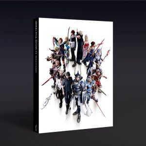 DISSIDIA FINAL FANTASY NT Original Soundtrack