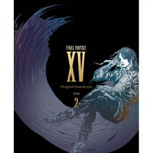 FINAL FANTASY XV Original Soundtrack Volume 2 【Blu-ray Disc Music盤(2BD-AUDIO)】
