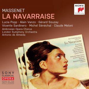 阿梅達/馬斯奈:納瓦拉姑娘 《索尼經典歌劇系列》