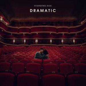 Standing Egg / 第五張正規專輯Dramatic (台灣盤)